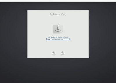 Mở khoá macbook dính icloud tại hà nội