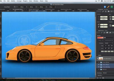 Autodesk Graphic 3.1 cho macbook Cracked Version (vector vẽ phần mềm)